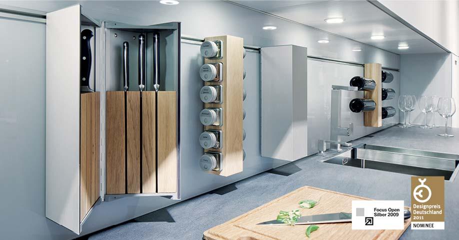 NextCube Küchenstauraum von Schüller - brodbeck design