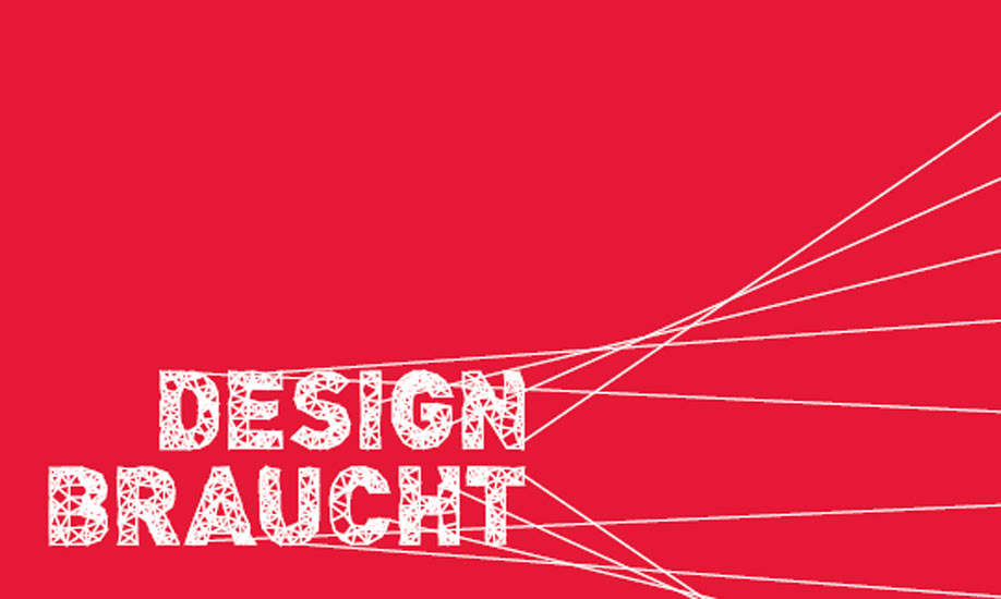 Plakat für die Munich Creative Business Week 2015