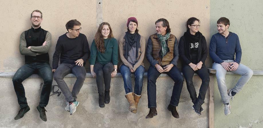 Das Team von brodbeck design
