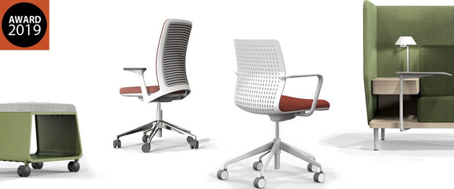 Good Design Awards für 4 Angel Shack Produkte designed by brodbeck design